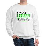 I Wear Green SCT Survivor Sweatshirt