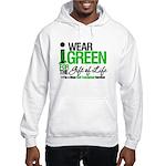 I Wear Green SCT Survivor Hooded Sweatshirt
