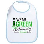 I Wear Green SCT Survivor Bib
