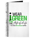 I Wear Green SCT Survivor Journal
