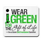 I Wear Green SCT Survivor Mousepad