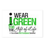 I Wear Green SCT Survivor Postcards (Package of 8)