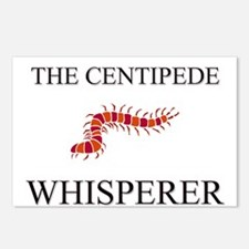 The Centipede Whisperer Postcards (Package of 8)