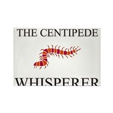 The Centipede Whisperer Rectangle Magnet