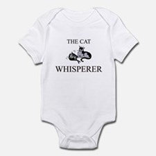 The Cat Whisperer Infant Bodysuit