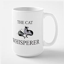 The Cat Whisperer Mug