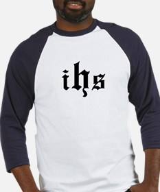 """""""IHS - In Hoc Signo"""" Baseball Jersey"""