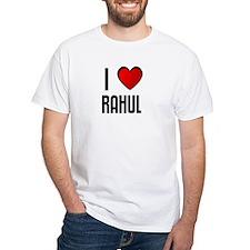 I LOVE RAHUL Shirt