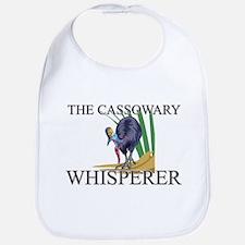 The Cassowary Whisperer Bib