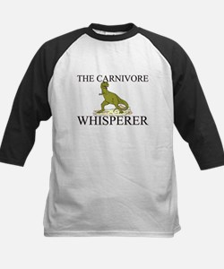 The Carnivore Whisperer Kids Baseball Jersey