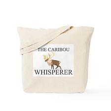 The Caribou Whisperer Tote Bag