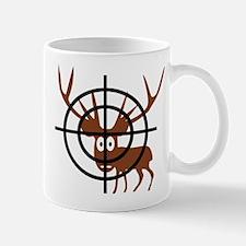 Deer Hunter Crosshair Small Small Mug