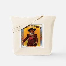 Commoner Cigar Label Tote Bag