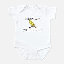 The Canary Whisperer Infant Bodysuit