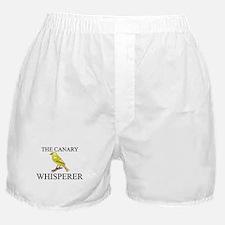 The Canary Whisperer Boxer Shorts