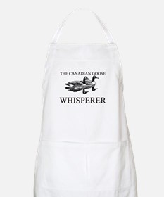 The Canadian Goose Whisperer BBQ Apron
