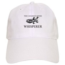The Canadian Goose Whisperer Baseball Cap