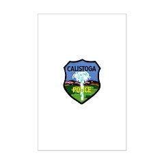 Calistoga Police Posters