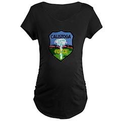 Calistoga Police T-Shirt