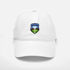 Calistoga Police Baseball Baseball Cap