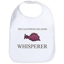 The California Sea Hare Whisperer Bib