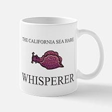The California Sea Hare Whisperer Mug