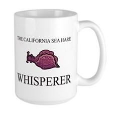 The California Sea Hare Whisperer Mug
