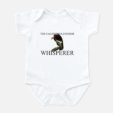 The California Condor Whisperer Infant Bodysuit
