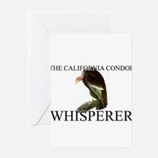 The California Condor Whisperer Greeting Cards (Pk