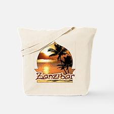 Zanzibar Tote Bag