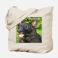 Canine Blessing Tote Bag