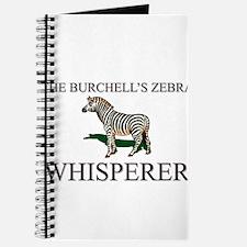 The Burchell's Zebra Whisperer Journal
