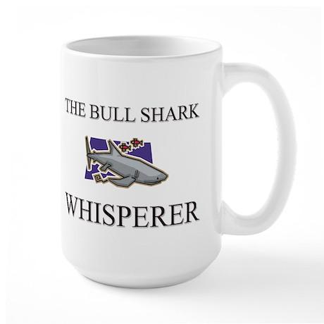 The Bull Shark Whisperer Large Mug