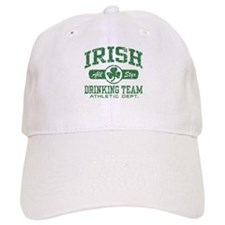 Irish Drinking Team Baseball Cap