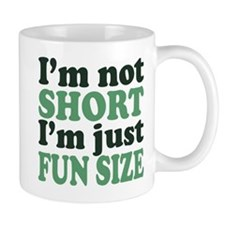 I'm not short! Small Mug
