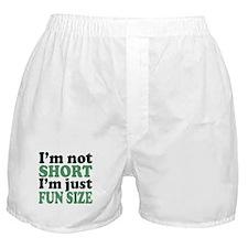 I'm not short! Boxer Shorts