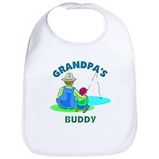 Grandpa's Buddy Bib