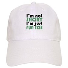 I'm not short! Baseball Cap
