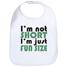 I'm not short! Bib