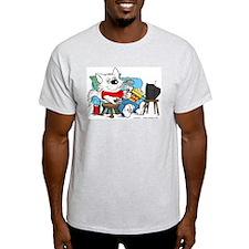 Couch Potato Cat T-Shirt
