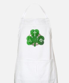 St. Patrick's Day Irish BBQ Apron