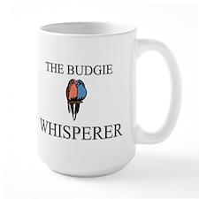 The Budgie Whisperer Mug