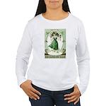 Irish Channel Woman Women's Long Sleeve T-Shirt