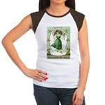 Irish Channel Woman Women's Cap Sleeve T-Shirt
