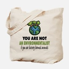 Animals Rights Tote Bag