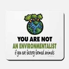 Animals Rights Mousepad