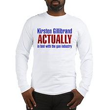 Kirsten's Bed Buddies - Long Sleeve T-Shirt