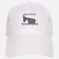 The Bongo Whisperer Baseball Baseball Cap