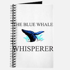 The Blue Whale Whisperer Journal