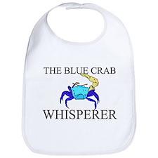 The Blue Crab Whisperer Bib